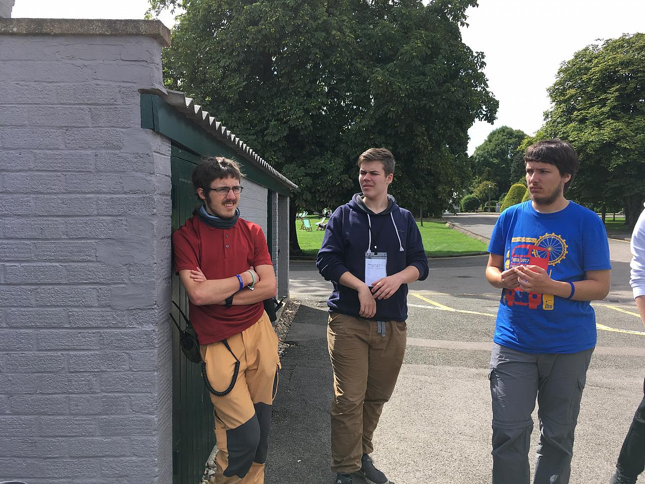 NRC and Bletchley Park - Friday4