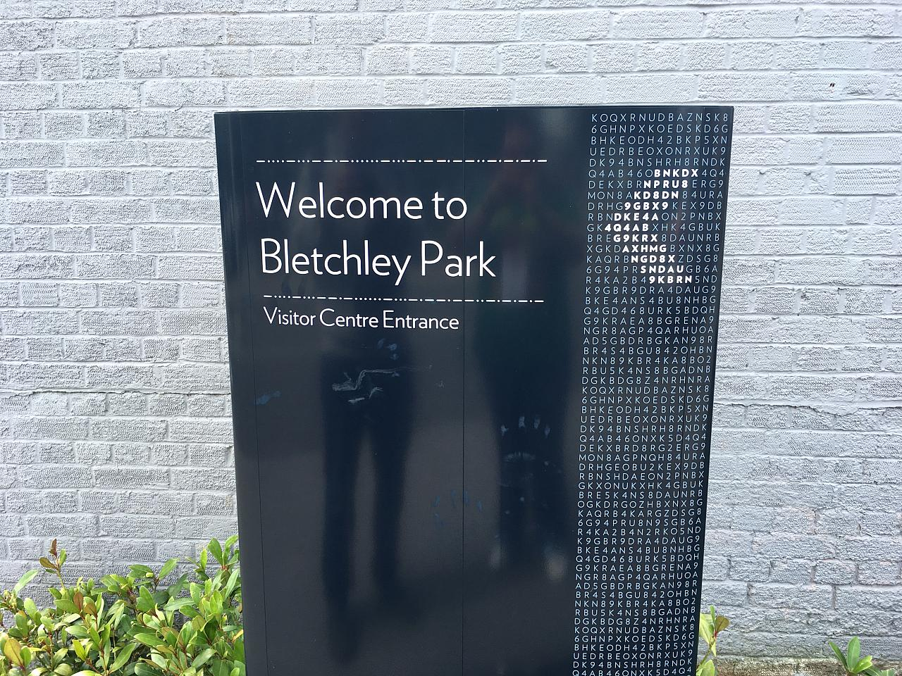 NRC and Bletchley Park - Friday6