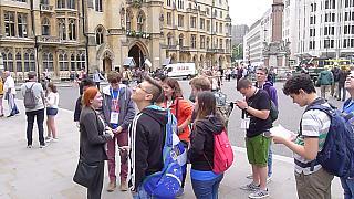Hertz stream in London2