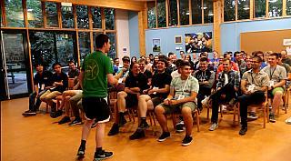 YOTA 2017 opening meeting