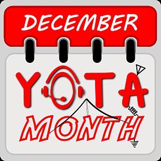 December YOTA Month